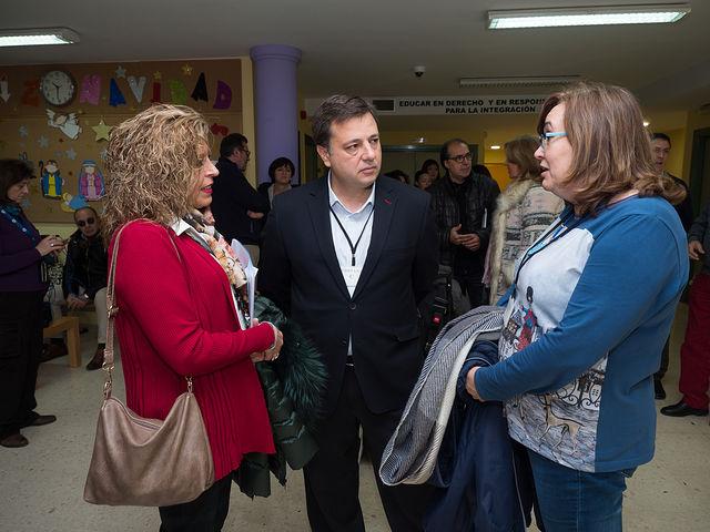"""Visita al Centro Regional de Menores y Jóvenes """"Albaidel"""""""