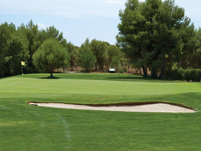 Desde que el club de golf abrió sus puertas  se han plantado más de 15.000 nuevas plantas.
