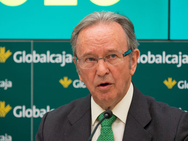 Carlos de la Sierra, presidente de Globalcaja