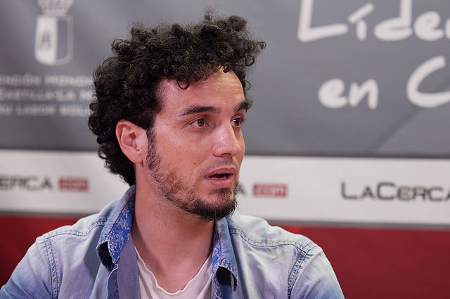 Miguel Castillo Garrido, orientador sociolaboral de Accem