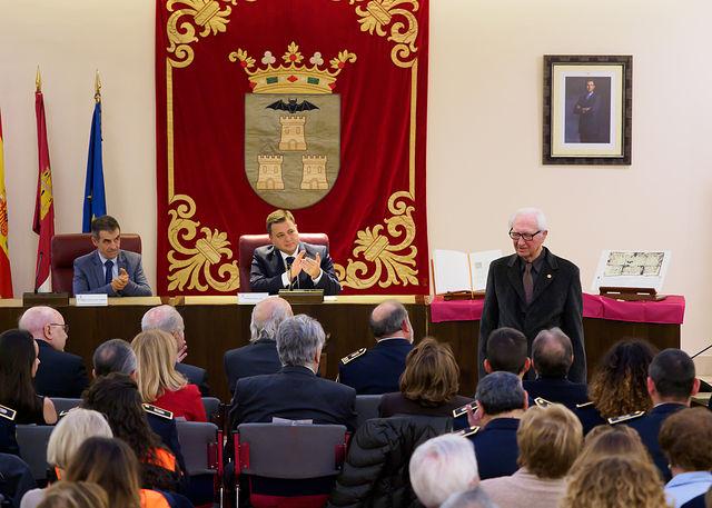 Acto institucional del Día de Albacete