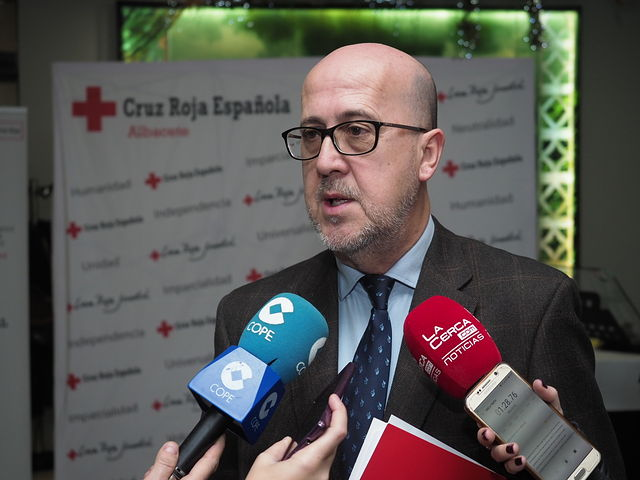 II Desayuno con Empresas de Cruz Roja Albacete