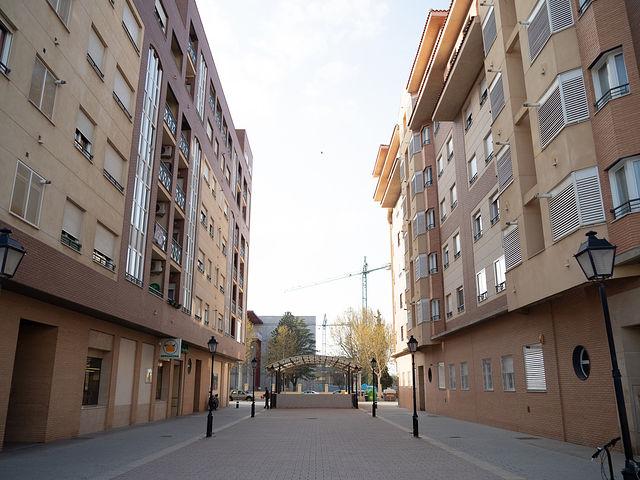 Barrio Los Llanos del Águila de Albacete