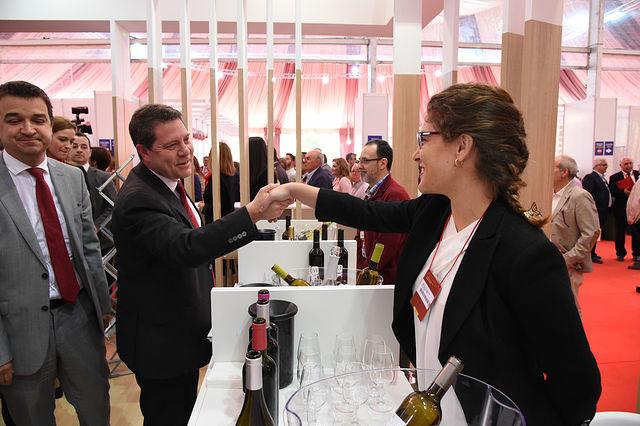 IX Feria Nacional del Vino (FENAVIN)