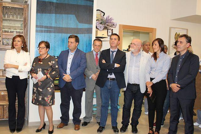 Inauguración Escuela de Hostelería 'El Sembrador'.