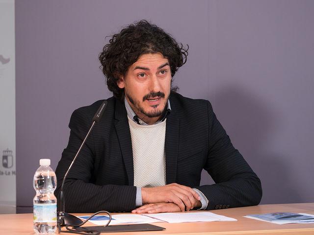 Pablo Daniel Rubio, productor ejecutivo de la XXII Feria de Artes Escénicas y Musicales de C-LM