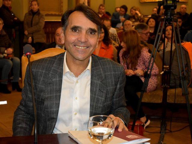 Arturo Gotor, portavoz Ciudadanos.