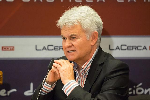 José Luis Gil, secretario general de CCOO Castilla-La Mancha.