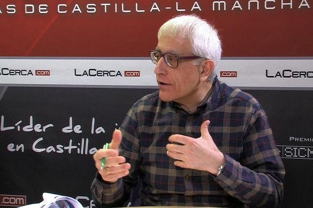 Manuel Lozano Serna, director del Grupo Multimedia de Comunicación La Cerca.