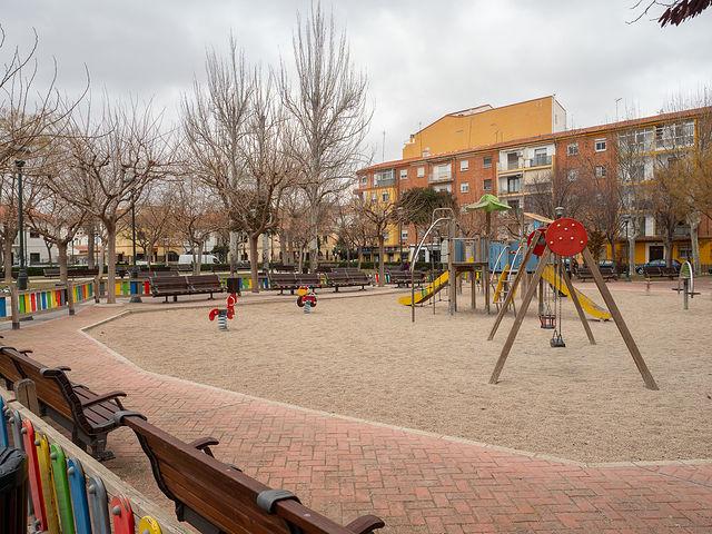Plaza Santo Ángel Albacete