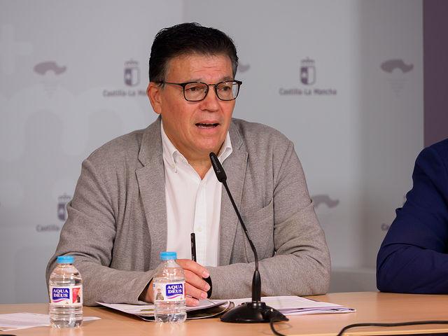 Diego Pérez, director provincial de Educación, Cultura y Deportes JCCM en Albacete