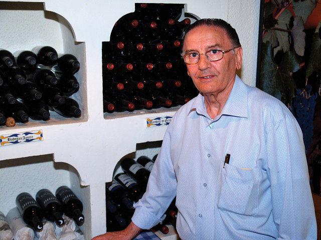 Fernando Martínez Useros es un gran defensor de los vinos castellano-manchegos.