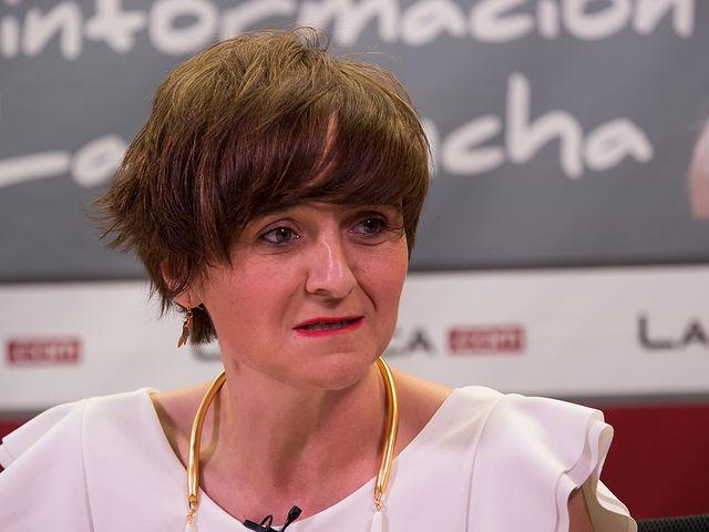 """Elena Serrallé, dinamizadora de la mesa de diálogo \""""Mujer, Talento y Empresa\"""""""