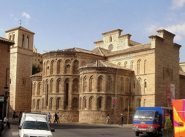 Iglesia de Santiago del Arrabal.