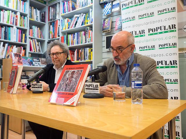 """Alejandro Ruiz-Huerta presenta la tercera edición de su libro \""""La Memoria Incómoda, Los Abogados de Atocha\"""" en Albacete"""