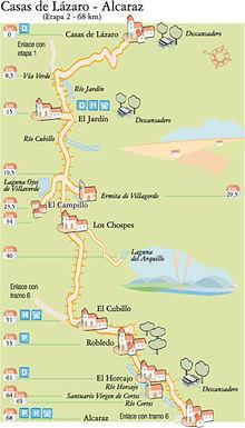 La laguna de los Ojos de Villaverde es un área protegida reconocida como Lugar de Interés Comunitario (LIC)
