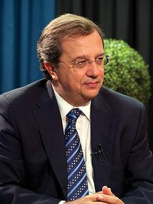Julián Sánchez Pingarrón, consejero de Ordenación del Territorio y Vivienda de  la Junta de Comunidades de Castilla-La Mancha.