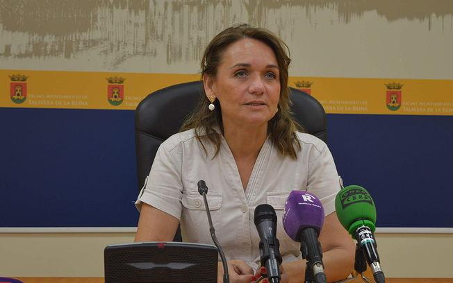 Ana Santamaría,teniente de alcalde y concejal de Relaciones Institucionales en el Ayuntamiento de Talavera de la Reina.