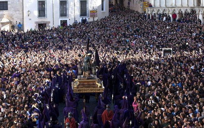 Procesión de La Turbas de Cuenca