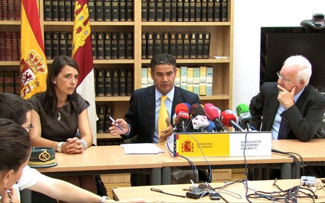 Cruz hernando toma las riendas de la jefatura provincial - Jefatura provincial de trafico madrid ...