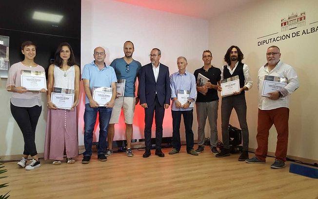 La Diputación entrega sus premios de fotografía 'Albacete siempre'