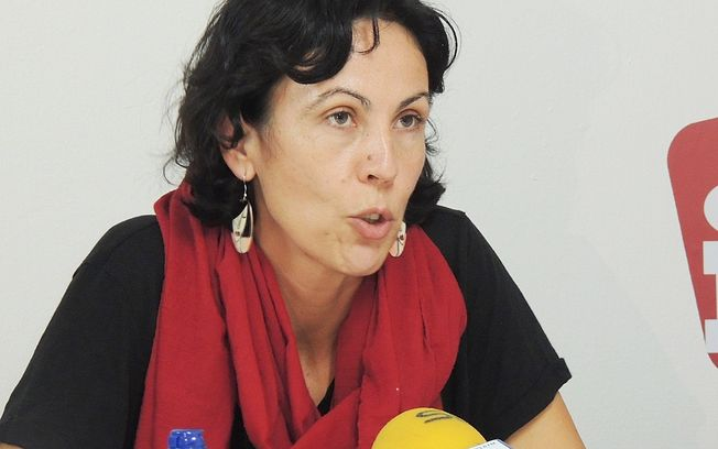 Eva García Sempere.