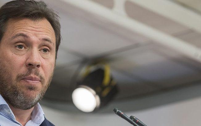 Óscar Puente, portavoz del PSOE.