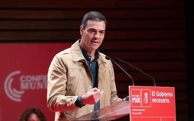 Resultado de imagen de Pedro Sánchez: Quien vote no a los Presupuestos, estará votando no a la mejora del bienestar de la mayoría social del país