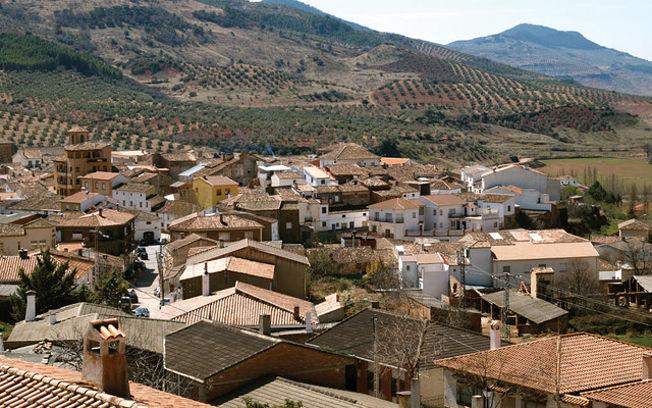 Localidad de Biernservida (Albacete). Archivo.