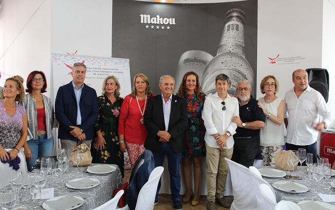 Comida FAVA. Feria de Albacete 2018.