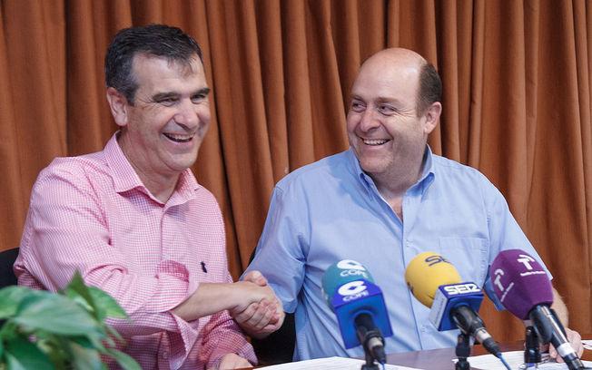 El Ayuntamiento de Guadalajara y Cáritas renuevan el convenio para ...