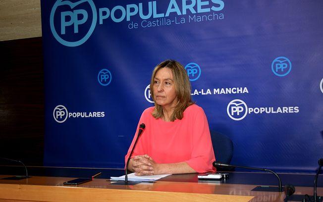 Ana Guarinos, presidenta del GPP.
