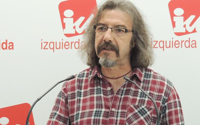 Natalio García, responsable de Educación IU CLM.