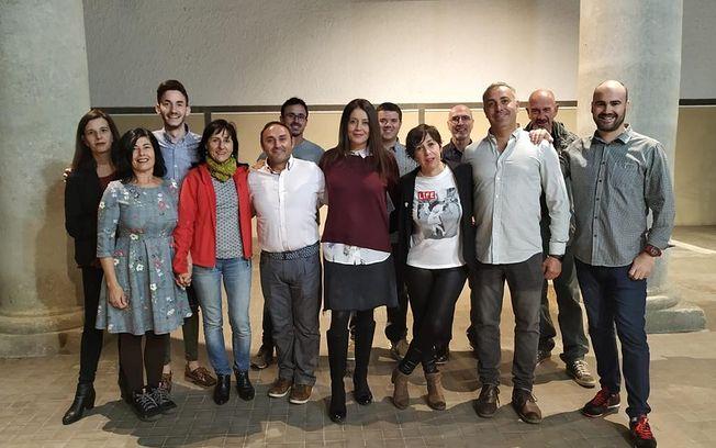 Presentación Unidas -IU-Podemos de Chinchilla.