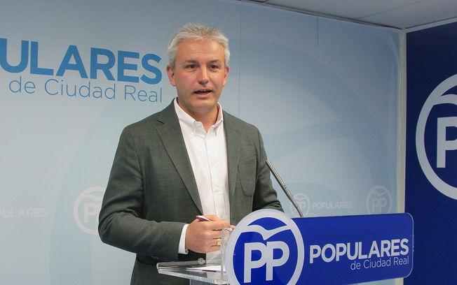 Juan Antonio Callejas, candidato del PP de Ciudad Real al Congreso de los Diputados