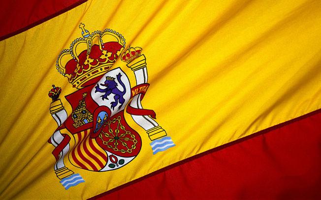 Bandera Española. Foto de Archivo.