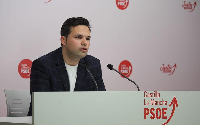 Miguel Zamora, secretario de Política Municipal del PSOE en la región.