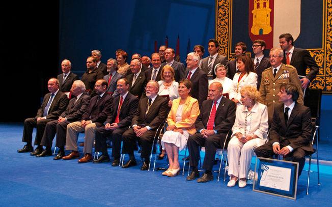 """Este año 2010 el Día grande de Castilla-La Mancha se ha celebrado bajo el lema """"Hechos para avanzar""""."""