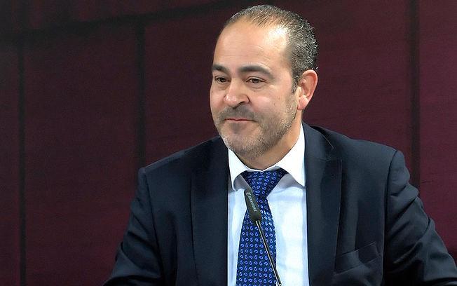 Félix Aceñero Morillas, presidente de la Cámara de Comercio e Industria de Cuenca y, además, presidente del Consejo Regional de Cámaras de Comercio de Castilla-la Mancha.