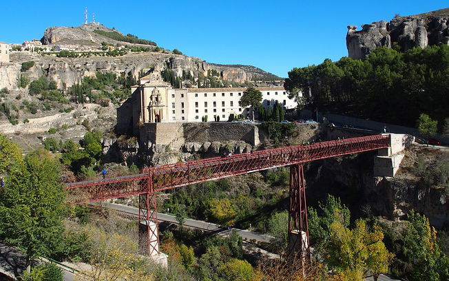 Parador de Cuenca.