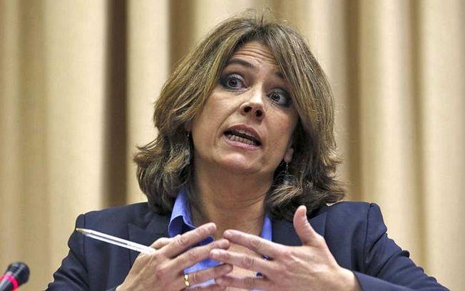 Dolores Delgado. Imagen RTVE.