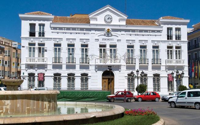 Ayuntamiento de Tomelloso.