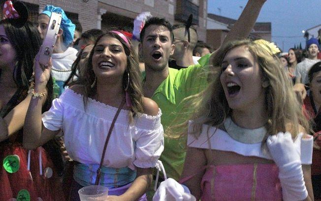Fiesta de verano de Cabanillas del Campo.