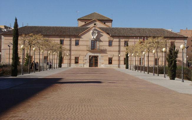Rectorado de la Universidad de Castilla-La Mancha, en Ciudad Real.
