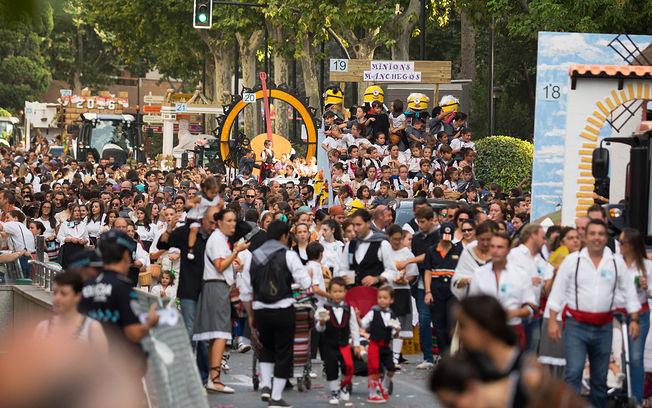 Cabalgata de la Feria de Albacete 2016