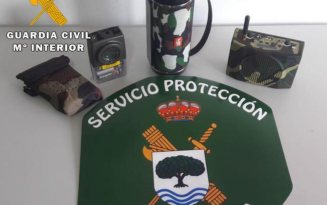 Foto: Guardia Civil.