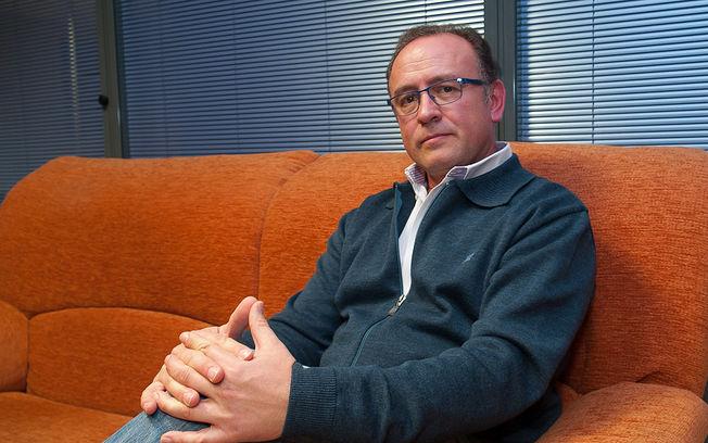 Gerardo Gutiérrez, funcionario de la Junta de CLM.