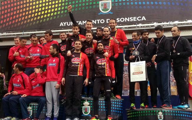 El Conchel Racing-Diputación de Albacete se proclamó el pasado domingo en Sonseca (Toledo) campeón de Castilla-La Mancha de Cross Corto.