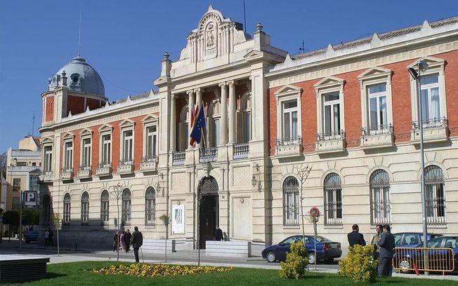 Diputación de Ciudad Real. Archivo.