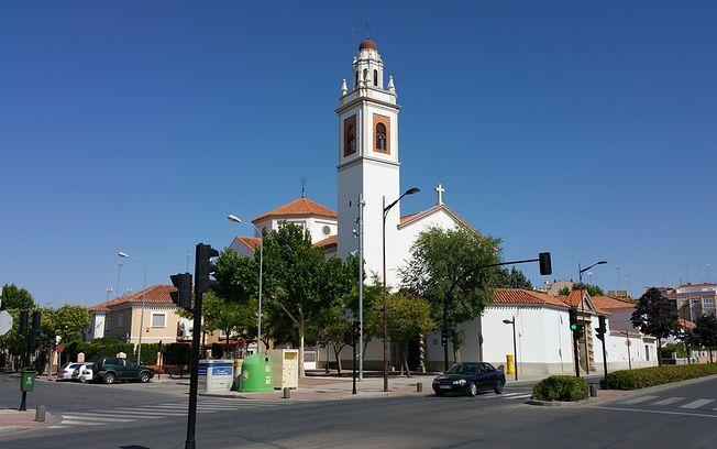 Iglesia de Fátima - Albacete